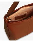 ALVIERO MARTINI I^CLASSE LGR6485870321 Ballet Borsa sottospalla hobo in pelle granata Terracotta