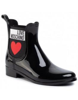 LOVE MOSCHINO JA21013G1AIS0000 STIVALETTO GOMMA