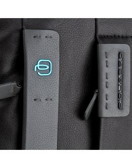 PIQUADRO CA3349P15/N Zaino porta computer e porta iPad® PULSE