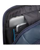 PIQUADRO Zaino personalizzabile porta PC e porta iPad® con Akron